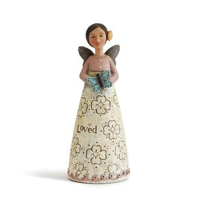 May Birthday Wish Angel  -     By: Kelly Rae Roberts