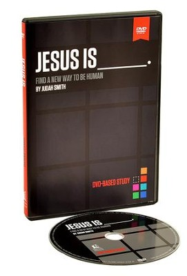 Jesus Is: Find a New Way to Be Human, DVD   -     By: Judah Smith