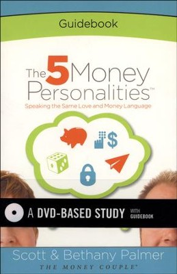 The 5 Money Personalities DVD-Based Study Pack   -     By: Bethany Palmer, Scott Palmer