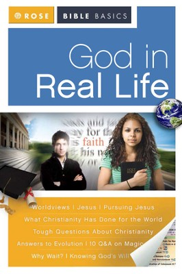 God in Real Life - eBook  -     By: Rose Publishing