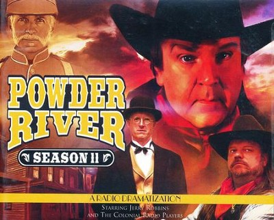 Powder River - Season Eleven: A Radio Dramatization - unabridged audiobook on CD  -     By: Jerry Robbins