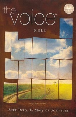The Voice Complete Bible, Personal Size  -
