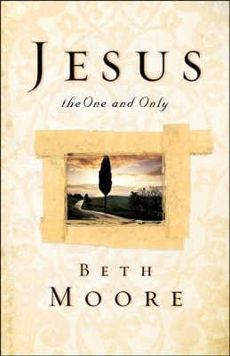 Jesus, the One and Only - Slightly Imperfect  -     By: Beth Moore