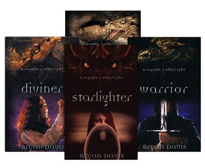 Dragons of Starlight Series, Volumes 1-4  -     By: Bryan Davis