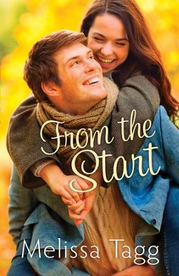 From the Start (Walker Family Book #1) - eBook  -     By: Melissa Tagg