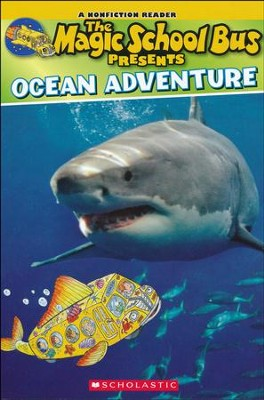 The Magic School Bus: Ocean Adventure (Level 2)  -     By: Joanna Cole, Mary Kay Carson     Illustrated By: Bruce Deegan