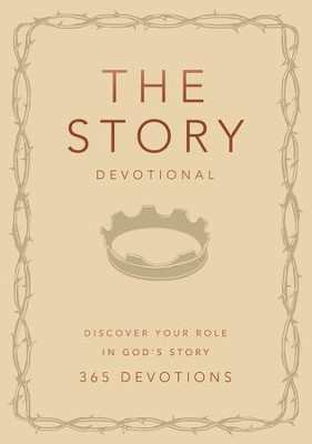 The Story Devotional: Discover Your Role in God's Story - eBook  -     By: Zondervan