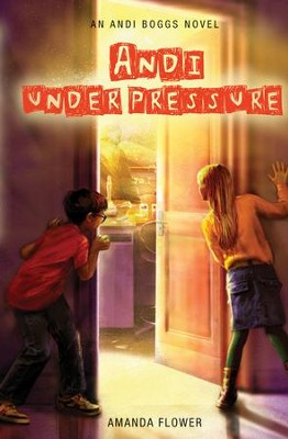 Andi Under Pressure - eBook  -     By: Amanda Flower
