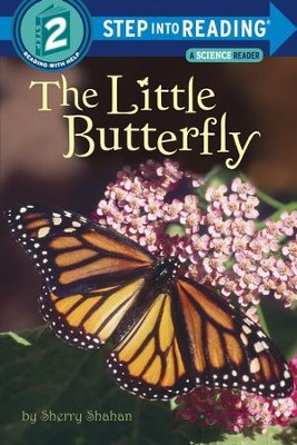 The Little Butterfly - eBook  -     By: Sherry Shahan