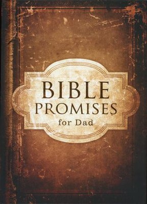 Bible Promises for Dad  -     By: Mary Grace Birkhead