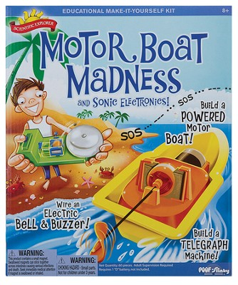 Motor Boat Madness  -