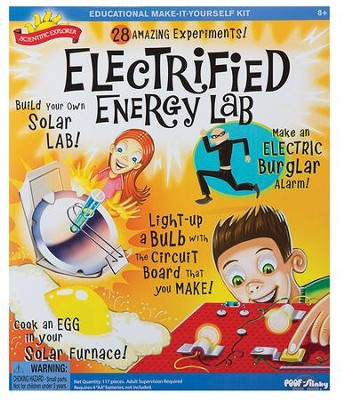 Electrified Energy Lab  -