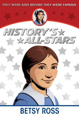 Betsy Ross - eBook  -     By: Ann Weil     Illustrated By: Al Fiorentino