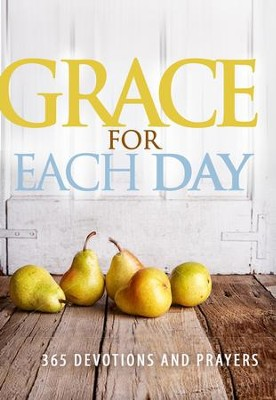 Grace For Each Day: 369 Devotions and Prayers - eBook  -     By: Inspired