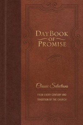 DayBook of Promise: Classic Selections from Every Century and Tradition of the Church - eBook  -     By: Inspired