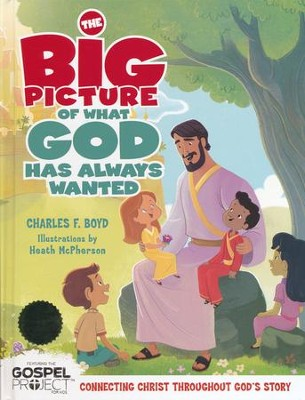 The Big Picture of What God Has Always Wanted  -     By: Charles F. Boyd