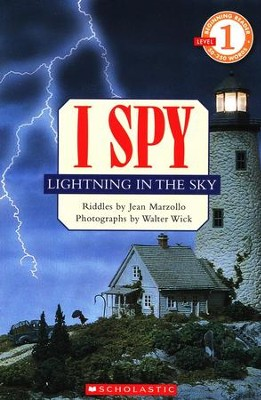 I Spy Lightning In The Sky (Level 1)  -     By: Jean Marzollo     Illustrated By: Walter Wick