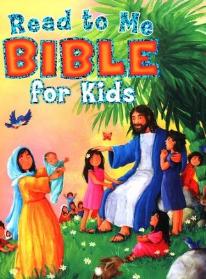 Read to Me Bible for Kids  -