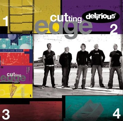 Cutting Edge Volumes 1-4, 2 Vinyls   -     By: Delirious?