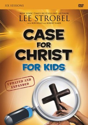 The Case for Christ Children's Curriculum:   Investigating the Truth about Jesus, DVD-Rom  -