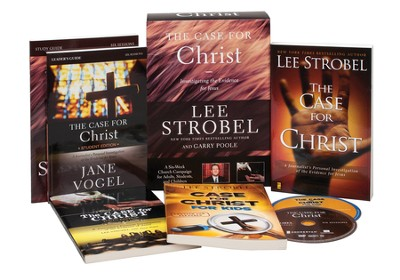 The Case for Christ Church Campaign Kit: Investigating the Evidence for Jesus  -     By: Lee Strobel