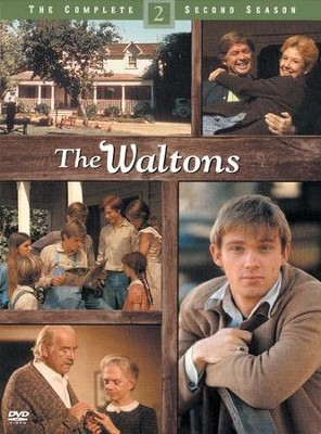 The Waltons: Season 2, DVD   -