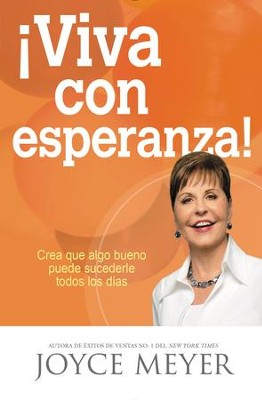 Get Your Hopes Up!: Expect Something Good to Happen to You Every Day (Spanish) - eBook  -     By: Joyce Meyer