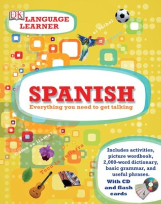 Spanish Language Learner  -     By: DK Publishing