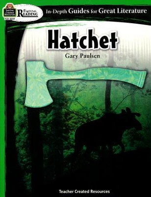 Hatchet in depth guides for great literature gary paulsen hatchet in depth guides for great literature by gary paulsen fandeluxe Choice Image