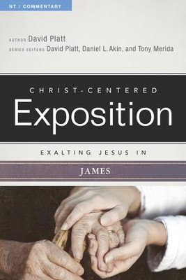 Exalting Jesus In James - eBook  -     By: David Platt