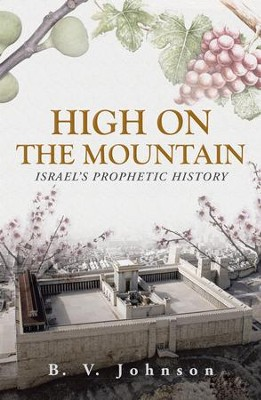 HIGH ON THE MOUNTAIN: ISRAELS PROPHETIC HISTORY - eBook  -     By: B.V. Johnson