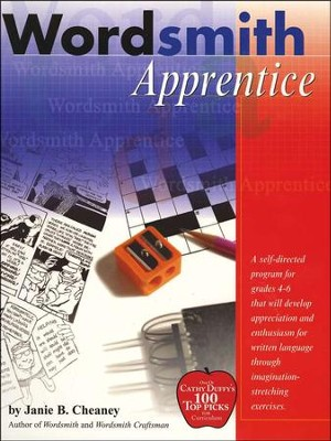 Wordsmith Apprentice   -     By: Janie B. Cheaney