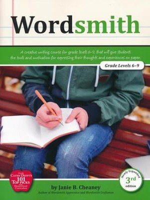 Wordsmith, New Edition, Grades 6-9   -     By: Janie Cheaney