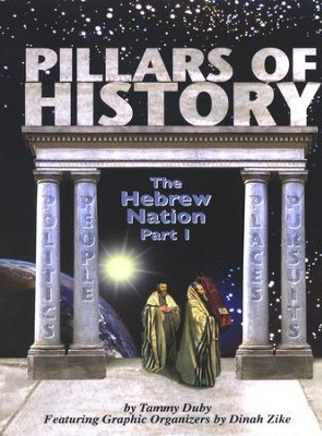Pillars of the Hebrew Nation, Part 1: A Bible History Course for Grades K-8  -     By: Tammy Duby