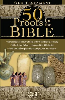 50 Proofs For the Bible: Old Testament - eBook  -     By: Rose Publishing