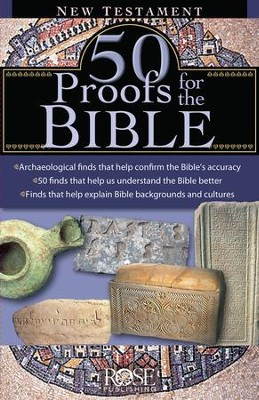 50 Proofs For the Bible: New Testament - eBook  -     By: Rose Publishing