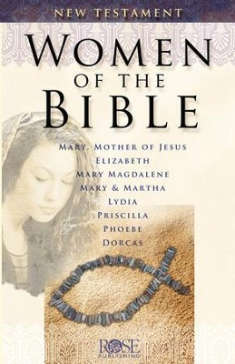 Women of the Bible: New Testament - eBook  -     By: Benjamin Galan