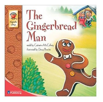 Brighter Child Keepsake Story: The Gingerbread Man   -     By: Catherine McCafferty