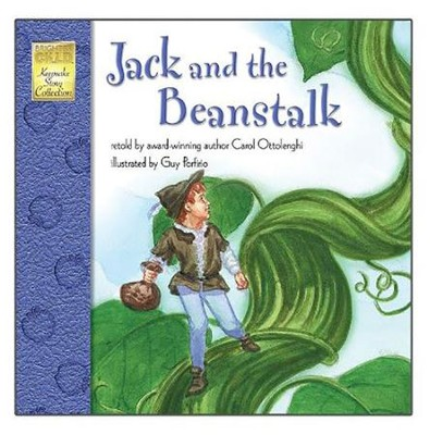 Brighter Child Keepsake Story: Jack and the Beanstalk   -     By: Carol Ottolenghi