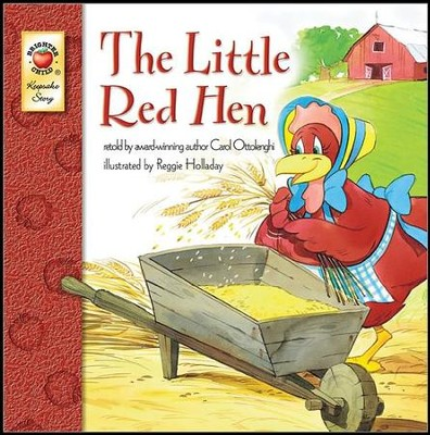 Brighter Child Keepsake Story: The Little Red Hen   -     By: Carol Ottolenghi