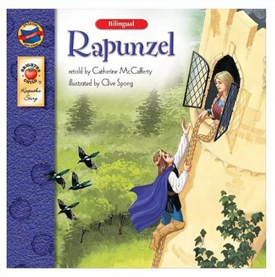 Brighter Child Keepsake Story: Rapunzel   -     By: Catherine McCafferty