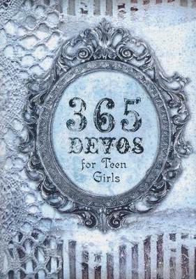 365 Devos for Teen Girls   -