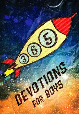 365 Devotions for Boys   -