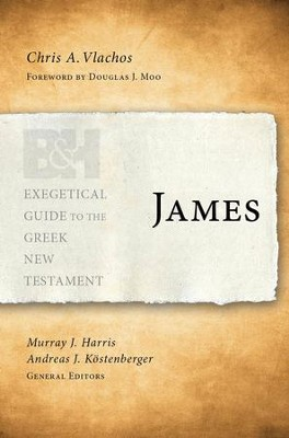 James - eBook  -     By: Chris Vlachos