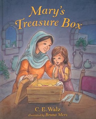 Mary's Treasure Box  -     By: C.E. Walz