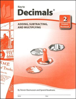 Key to Decimals, Book #2                          -