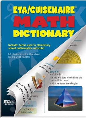 Elementary Math Dictionary   -