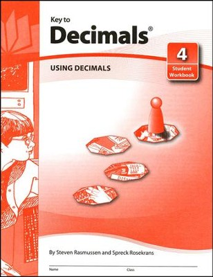 Key To Decimals, Book #4   -