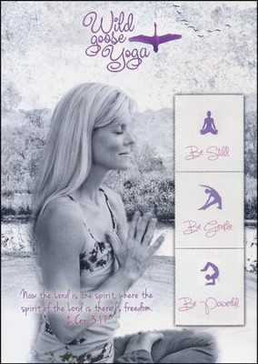 Wild Goose Yoga, DVD   -     By: Keleah Anderson