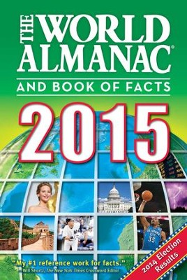 The World Almanac and Book of Facts 2015 - eBook  -     By: Sarah Janssen